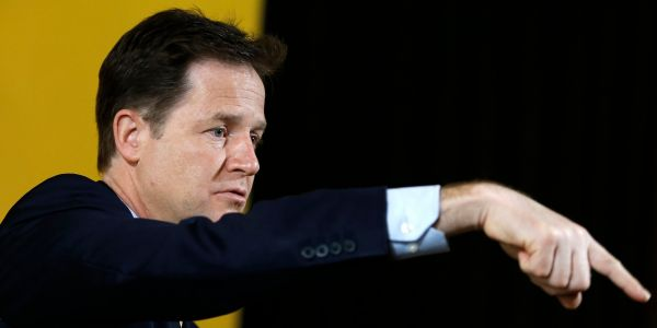 Top Facebook exec Nick Clegg says people risk 'overreacting to the bad' of social media