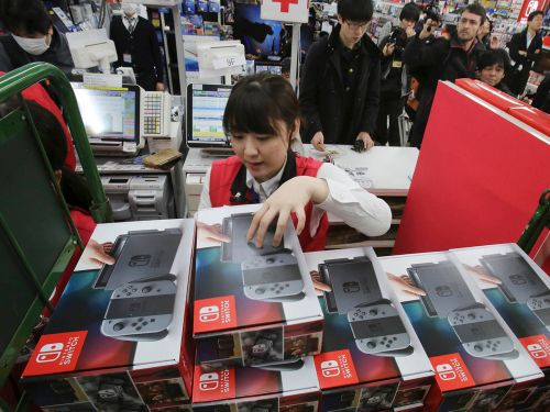One of the biggest Nintendo bull's on Wall Street says shares could soar 80% even if Switch sales are flat