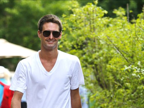 Snap may have lost $720 million in 2017, but Evan Spiegel was probably paid more than any other US CEO