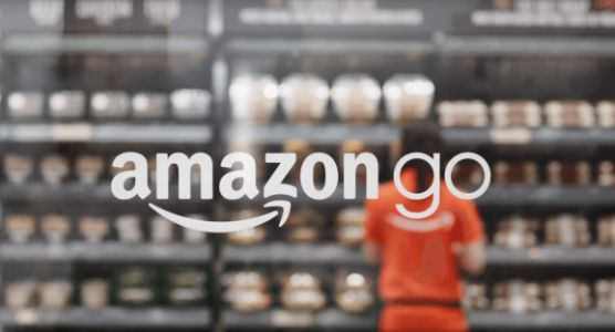 Amazon Go cashierless stores get compact for office workers
