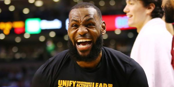 Former Cavs player says LeBron James once organized an All-Star comedy show for the team just for fun