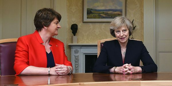 EU demands Northern Ireland keeps customs union and single market rules in Brexit withdrawal treaty