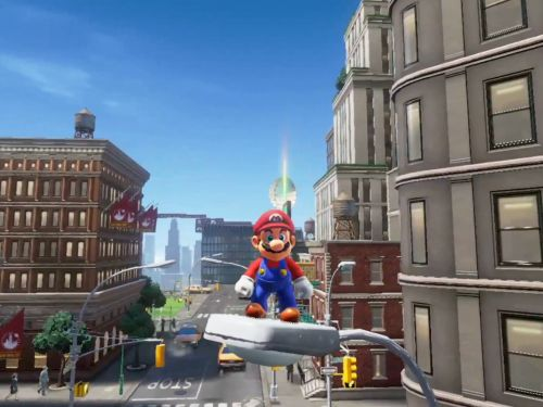 A new character joins Mario in Super Mario Odyssey to save Princess Peach - I think it's one of the best Nintendo Switch games ever
