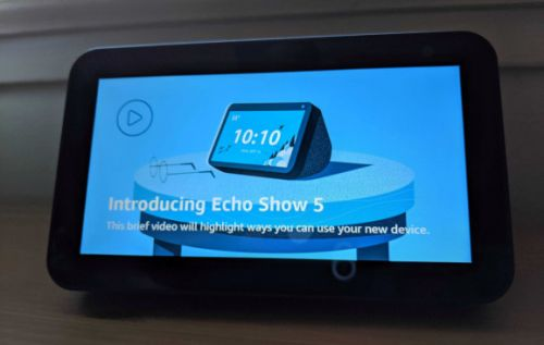 Amazon Echo Show 5 review: Small but mighty