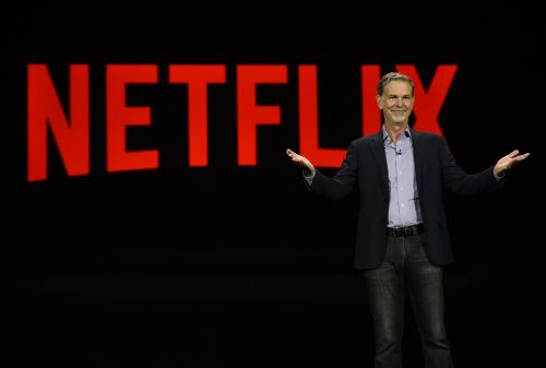 Netflix is rallying ahead of earnings