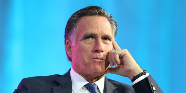 Mitt Romney is veering to the right of Trump on immigration