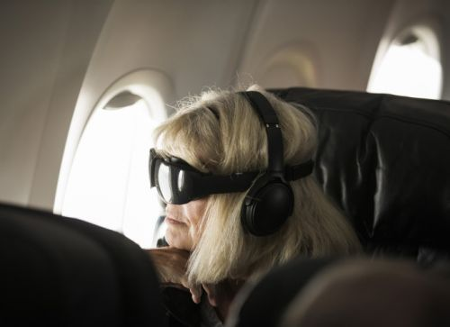 Alaska Airlines is trying to make VR part of its first class experience