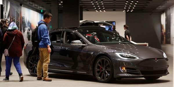 Canada is launching a tax credit for electric vehicles. Tesla's cars are too expensive to qualify