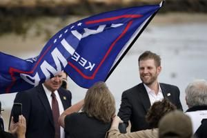 Judge: Eric Trump must give NY deposition before election