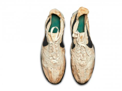 This rare Nike 'Moon Shoe' could sell for $160,000 at auction