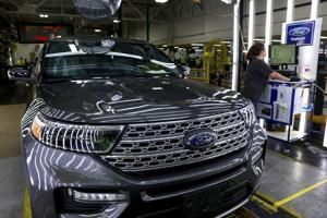 Ford unveils updates as part of investment at Chicago plant