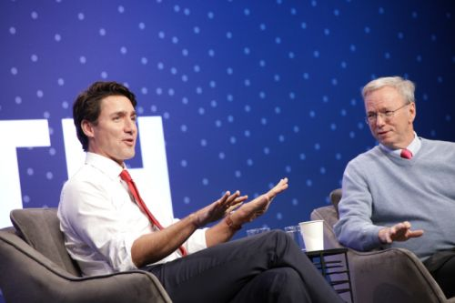 Justin Trudeau explains why Canada really 'gets' AI and smart cities