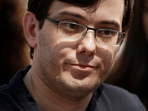 'Pharma bro' Martin Shkreli just got hit with a nine-figure lawsuit by health insurers who say he illegally hiked the price of a live-saving drug for HIV patients