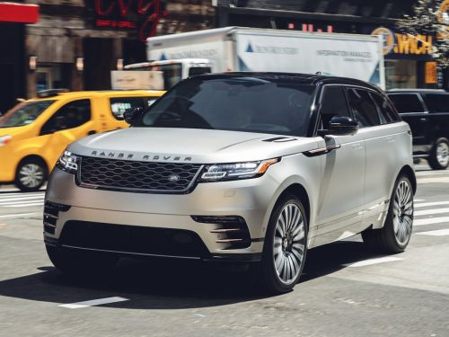 The stunning Range Rover Velar is here to take on Audi and Porsche