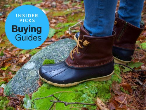 The best women's rain boots you can buy