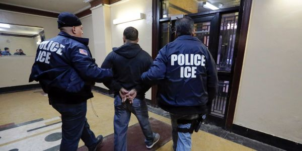 Government agencies allegedly teamed up to 'trap' and arrest immigrants when they arrived at their immigration interviews