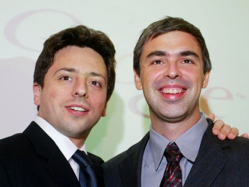 Google cofounders Larry Page and Sergey Brin are worth more than $100 billion - see how they spend it, from trapeze lessons to a 600-foot 'air yacht'