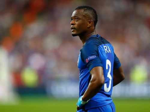 Patrice Evra kicked a fan, got sent to the stands, and took selfies before a Europa League game even started