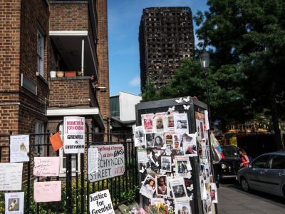 These are the super-rich property owners with empty homes near the burnt-out Grenfell Tower