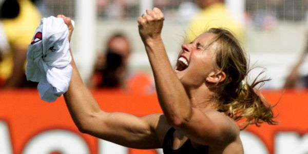WHERE ARE THEY NOW? The legendary 1999 U.S. Women's National Team that won the World Cup