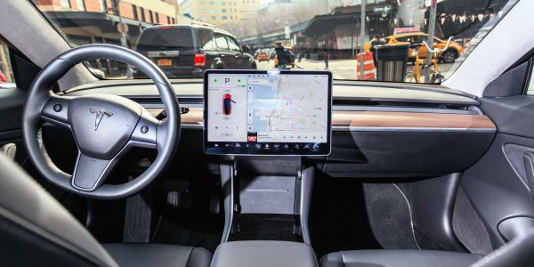Tesla's electronics are miles ahead of the competition - but Wall Street analysts who tore down a whole car worry they could be 'too centralized'