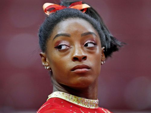 Simone Biles Slams New USA Gymnastics Leader Over Anti-Nike Tweet
