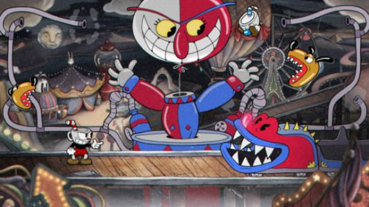 Studio MDHR debuts with 3 big awards for Cuphead