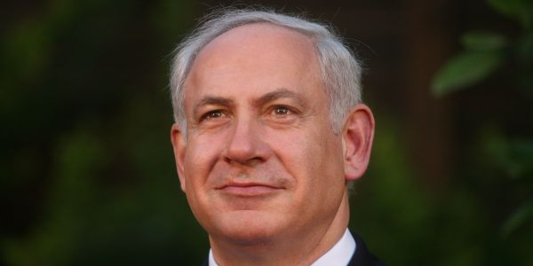 Israeli prime minister Benjamin Netanyahu may be in hot water over bribery allegations and he doesn't seem to be denying it