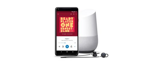 Google brings audiobooks to its Play store