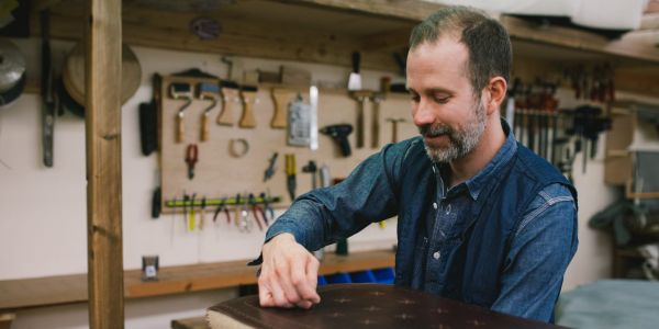 How to start a furniture repair business from scratch, according to a craftsman with more than 20 years in the industry
