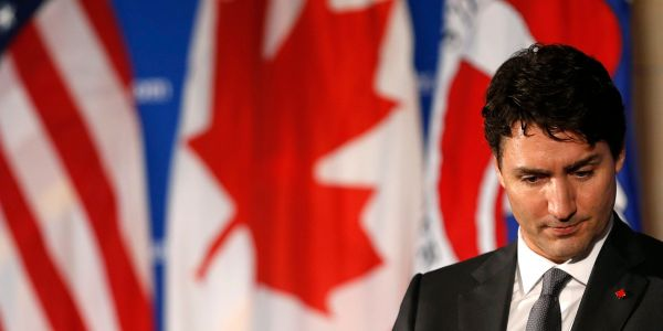 13 photos that threatened to derail political careers - from Canadian Prime Minister Justin Trudeau to presidential candidate Gary Hart