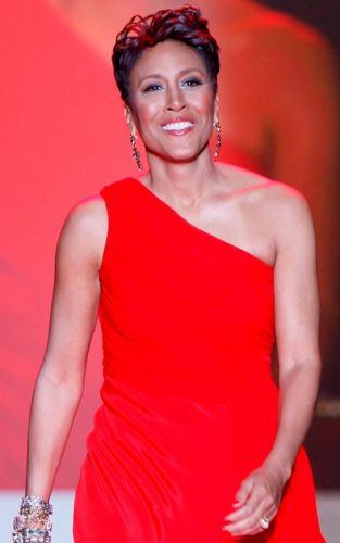 Robin Roberts Tells Omarosa 'Bye Felicia' Following White House Exit