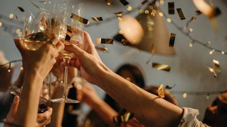 But first, champagne! Bubbly sales surge globally, edging close to pre-pandemic highs