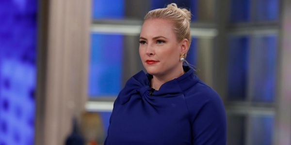 Meghan McCain swiped at Trump after he attacked her late father for the second day in a row: 'No one will ever love you the way they loved my father'