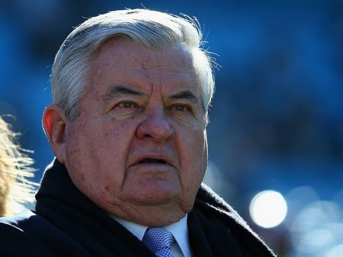 Woman who accused Carolina Panthers owner Jerry Richardson of sexual harassment comes forward with photos and further details