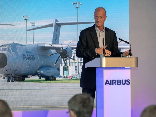 Airbus CEO reveals why the company would be protected during an economic downturn