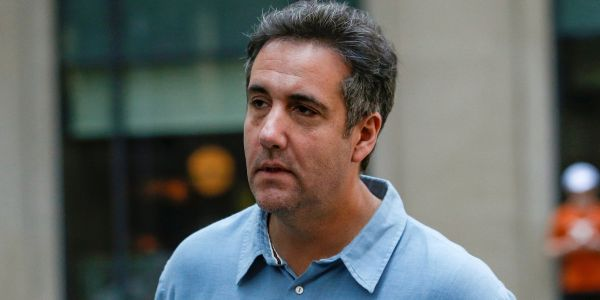 Michael Cohen reportedly secretly recorded a conversation with Trump about payments made to a former Playboy model shortly before the 2016 election
