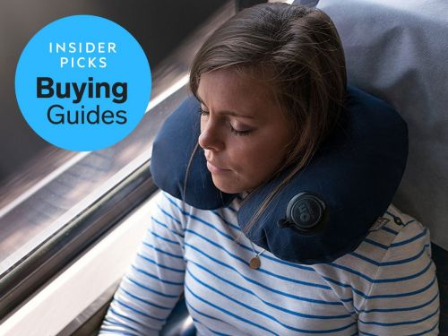 The best travel pillows you can buy