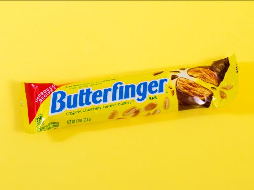 Butterfinger has been completely overhauled by Nutella's parent company - including a new recipe