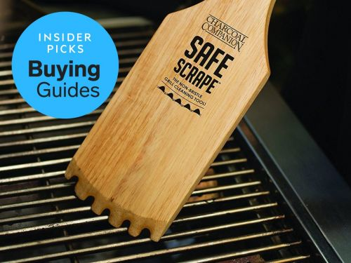 The best grill brush and cleaning tools you can buy