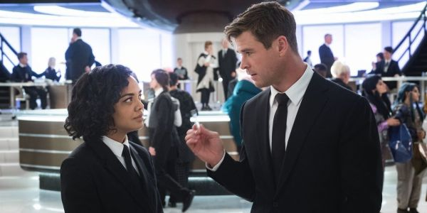 'Men in Black: International' is headed for a franchise-worst opening weekend at the box office