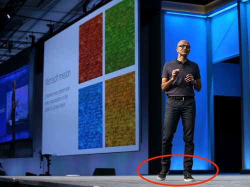 Silicon Valley's ultimate status symbol is the sneaker - here are the rare, expensive, and goofy sneakers worn by the top tech CEOs