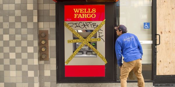 BUFFETT: Wells Fargo committed the 'cardinal sin' - but we're sticking by them
