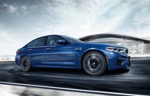 BMW M5 sedan is the Bryce Harper of cars - awesome but expensive
