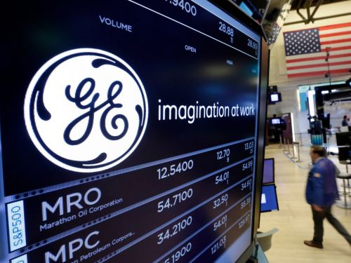 Millennial investors are snapping up GE