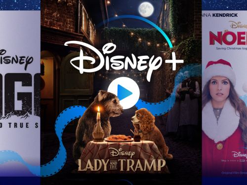 """All the new movies you can watch on Disney+ - from the live-action """"Lady and the Tramp"""" to holiday comedy """"Noelle"""""""
