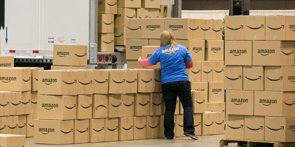 Amazon is 'more prepared than ever' to deliver packages without the post office