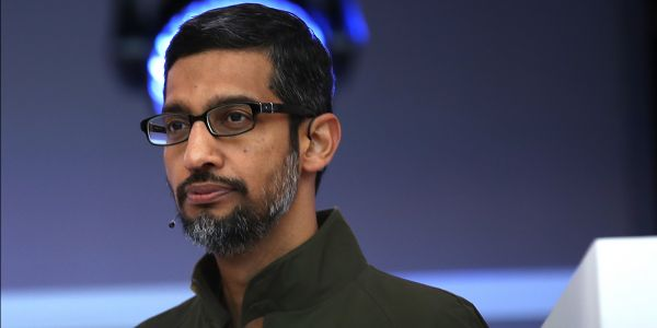 As employees walked out, Google CEO Sundar Pichai apologized again for how it handled sexual misconduct allegations: 'We didn't always get it right'