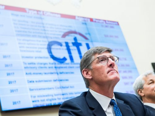 Citigroup is poaching a number of senior dealmakers from Deutsche Bank as it looks to supercharge its investment banking business