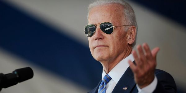 Joe Biden says he'll bring consensus back to Washington's 'broken' politics, but it was nonexistent while he was vice president